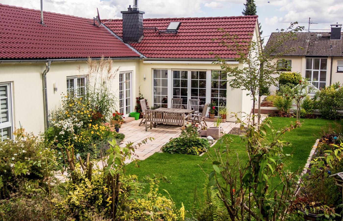 Neuanlage Garten in Kelkheim