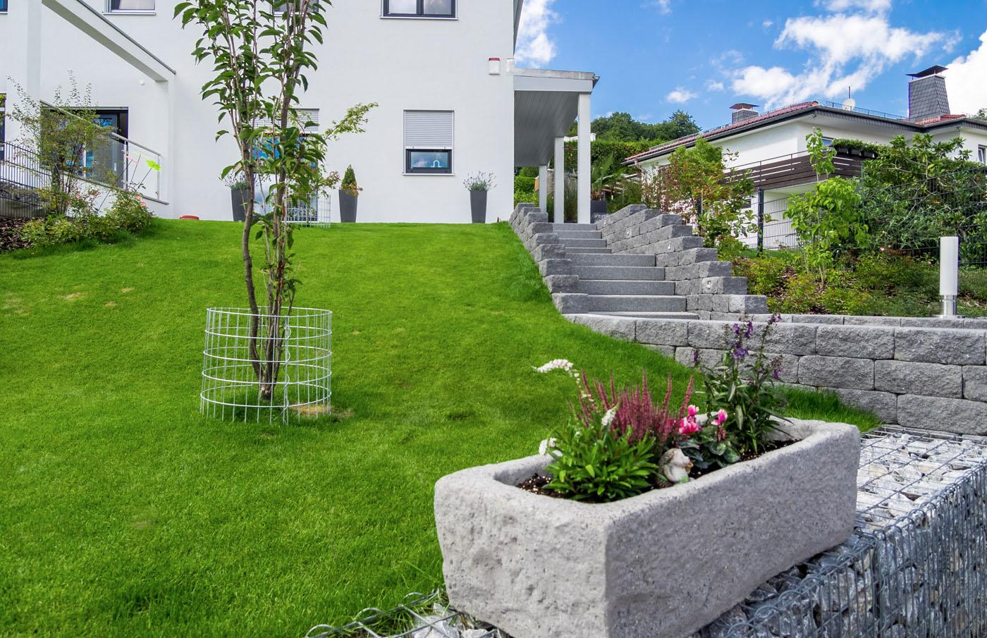 Gartengestaltung in Königstein