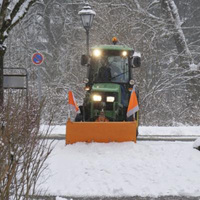 Winterdienst garten und landschaftsbau sebastian laub aus kelkheim - Winter gartenbau ...